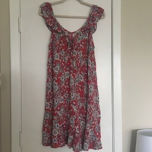 American Eagle floral sundress size Medium Tall